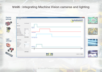Expert control of Machine Vision lighting...made easy