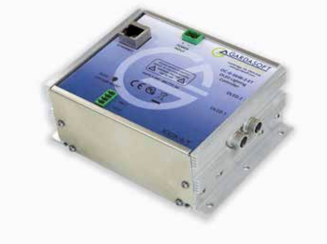 Industrial OLED Controller Launched