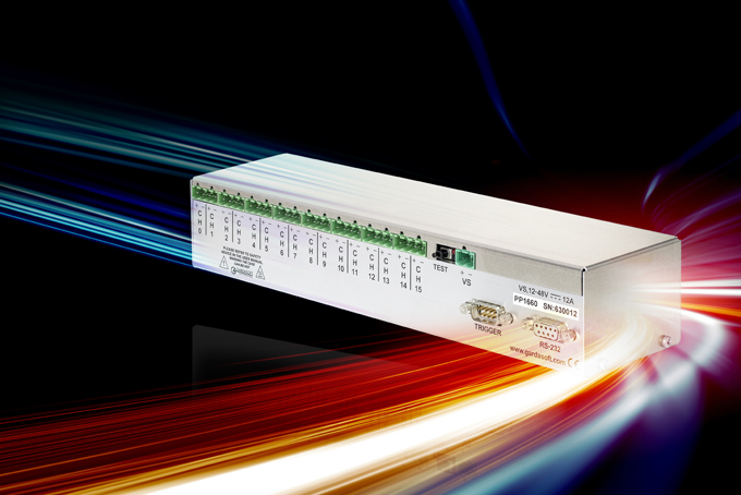 New 16-channel LED Controllers