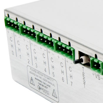 PP800 LED Pulse and LED Controllers
