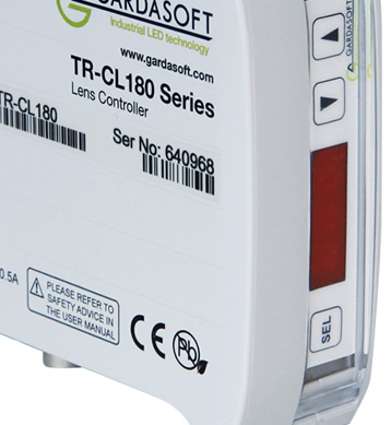 TR-CL180 Industrial Lens Controller