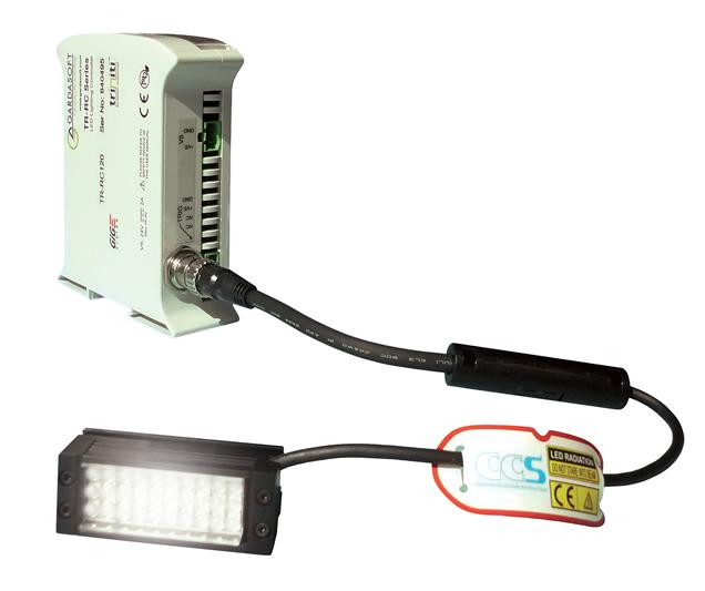 Easy maintenance of lighting