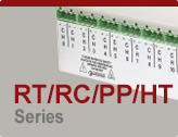 RT, RC and PP Series LED Strobe Controllers